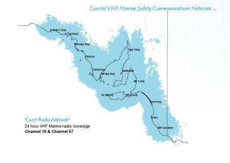 VMR - Coastal VHF Marine Safety Communications Network