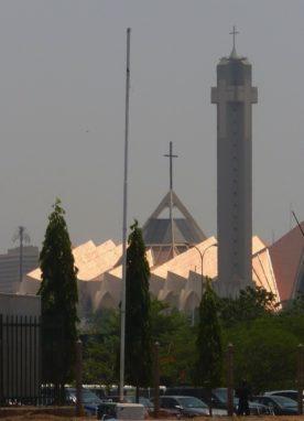 Abuja Anglican Church Bryn Pinzgauer