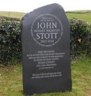 Stott Gravestone