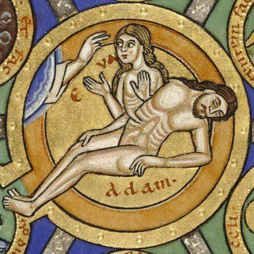 Adam Eve Stammheim Missal