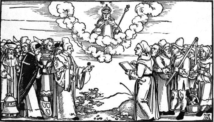 Dürer Modern Reformation