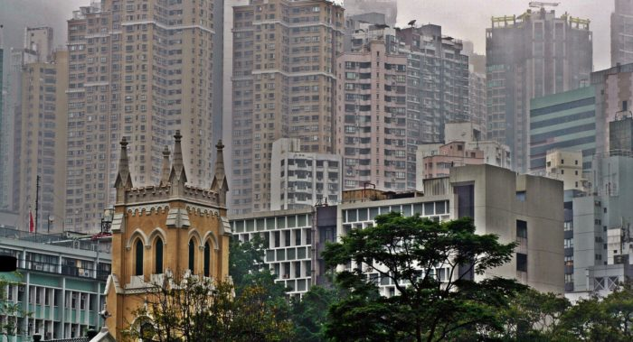 Hong Kong Church Peter Connolly