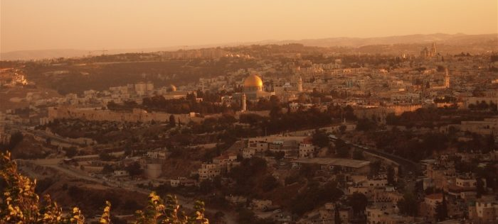 Jerusalem David Poe Flickr