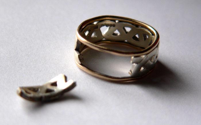 Jim Purbrick Flickr Broken Wedding Ring