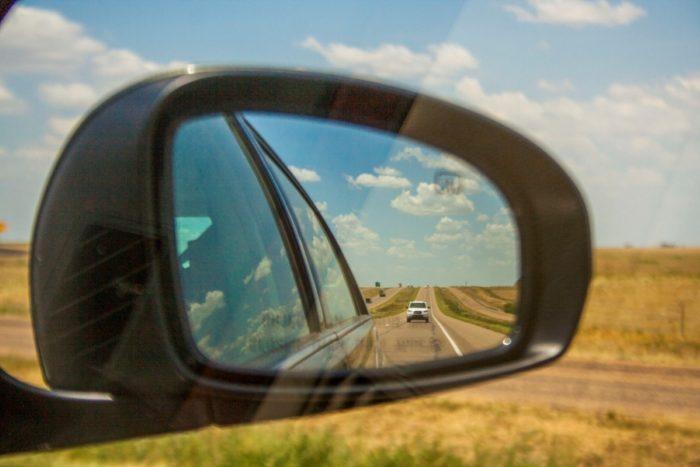 Car Mirror Flickr Labyrinth X