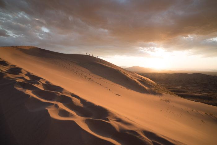 Desert Unsplash