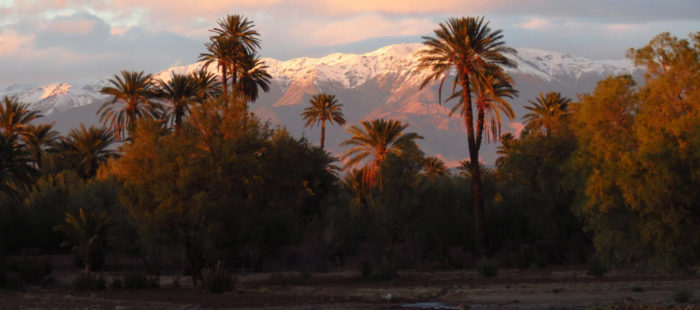 Oasis Mountains Flickr Kris Nm