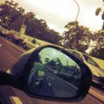 Meditation on a Motorway image