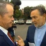 When an Anglican Minister asked Bill Shorten a Question image