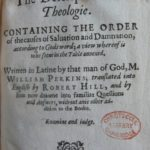 Five Theologians You Should Know (2) – William Perkins image