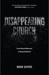 Disappearing Church cover