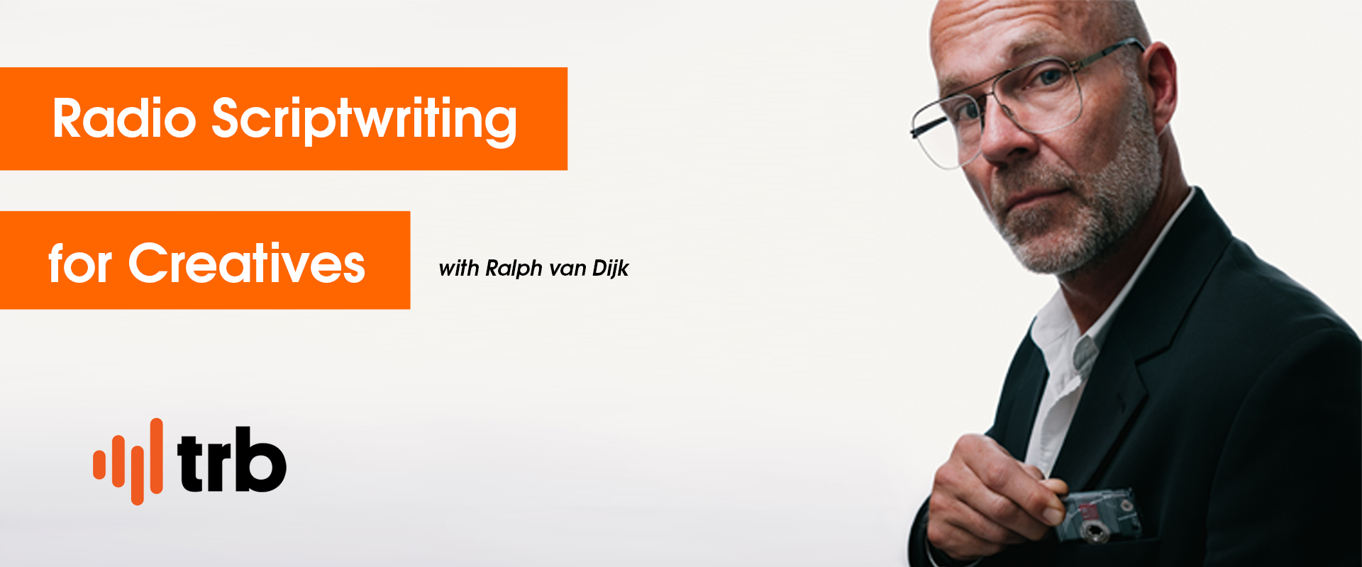 Radio Scriptwriting for Creatives with Ralph van Dijk - Auckland