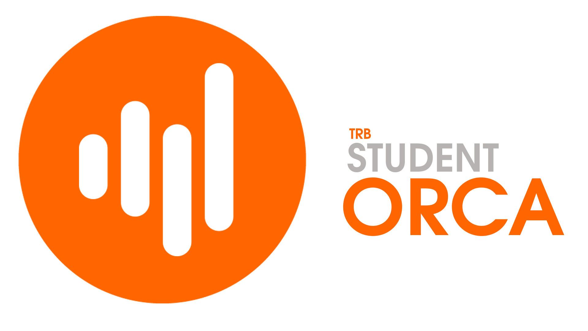 TRB Student ORCA 2018