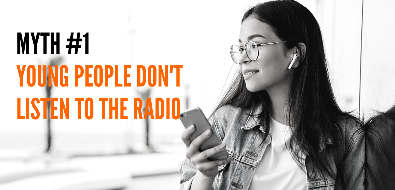 MYTH - Young People Don't Listen To The Radio