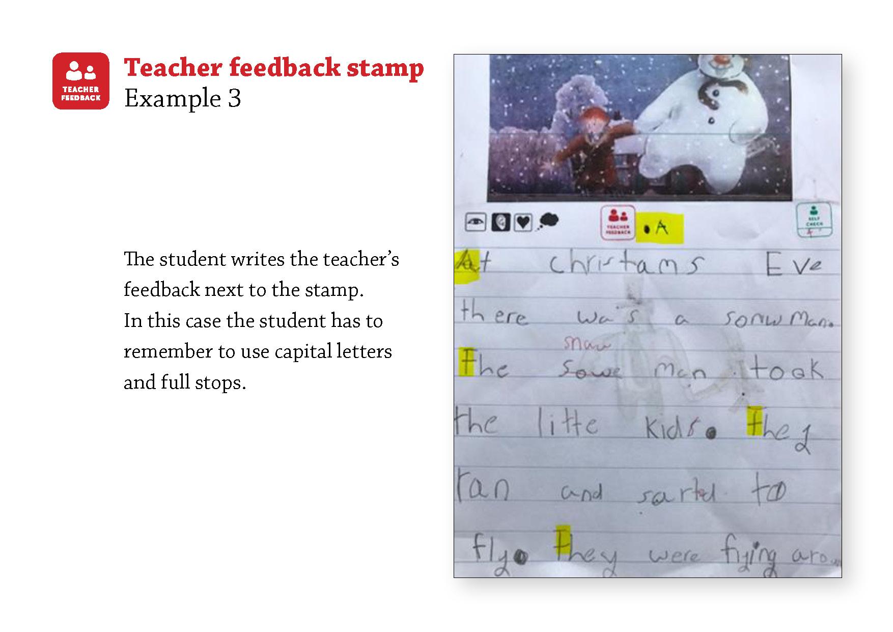 Teacher Feedback 3