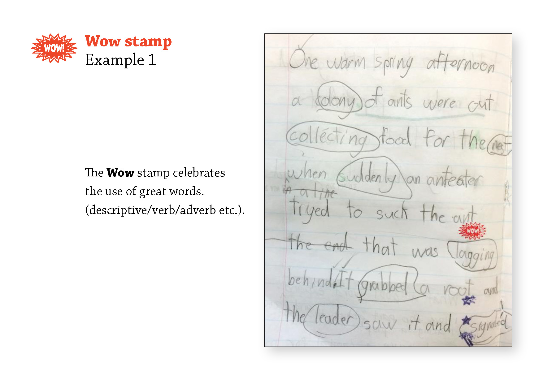 Wow Stamp 1