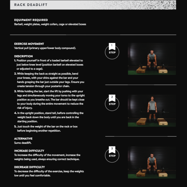 Starting Strength – The Bod