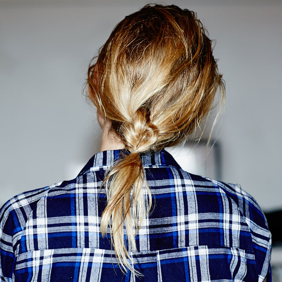 Knot Your Average Ponytail