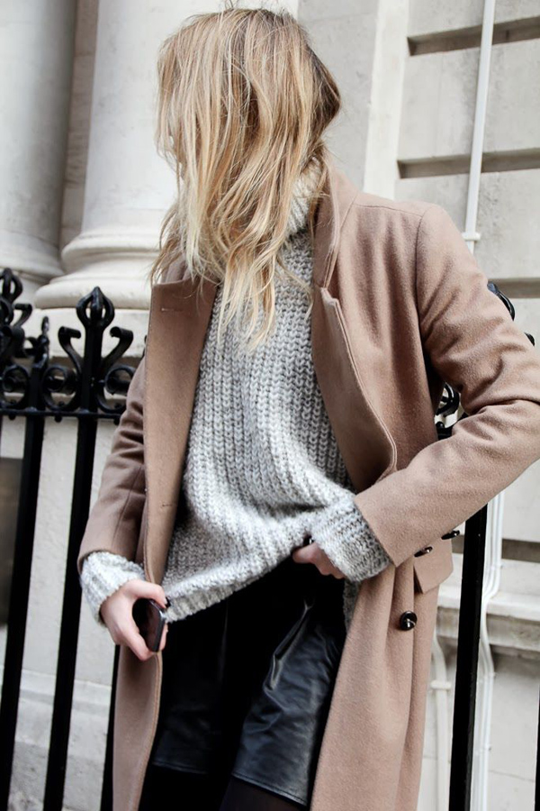 Wear it with: topknot