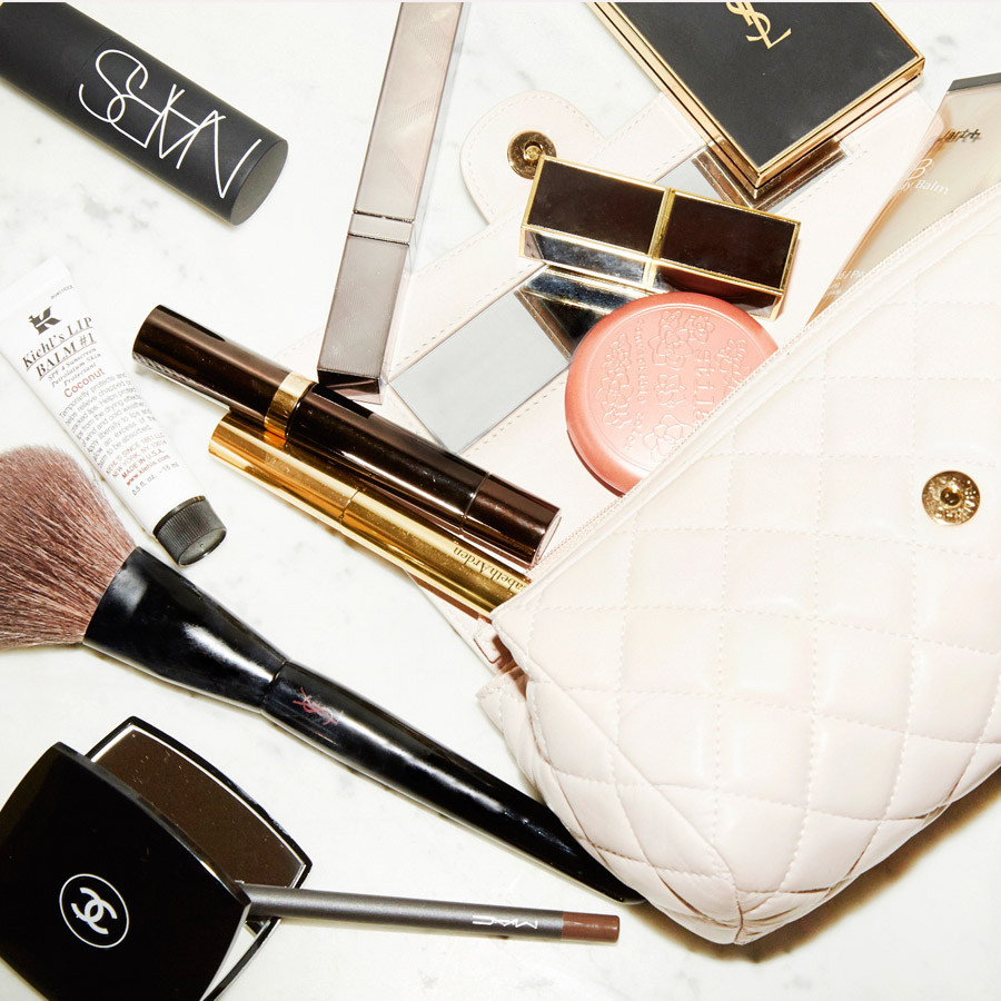 Streamline Your Beauty Bag