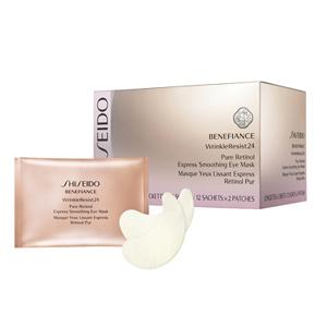 Shiseido-Benefiance-wrinkle-resist-24-eye-masks