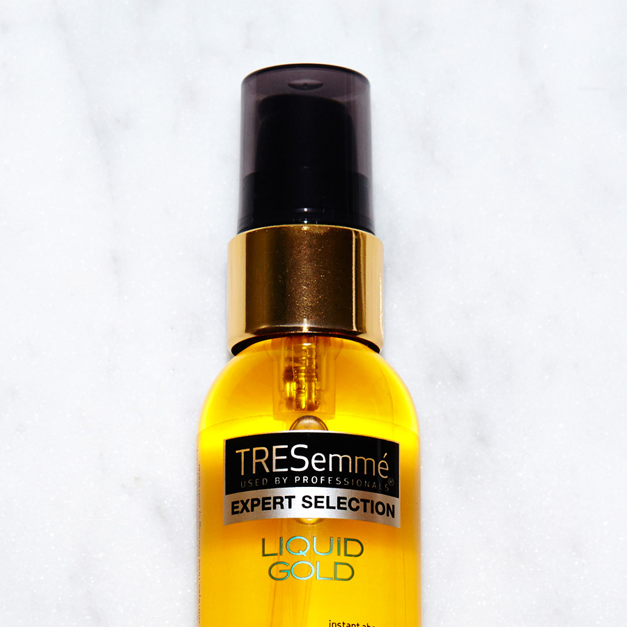 TRESemme Liquid Gold Anti-Frizz Perfecting Treatment
