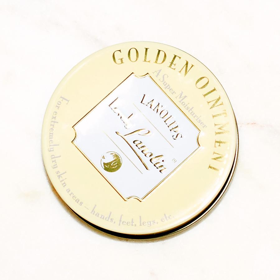 Lanolips Golden Ointment