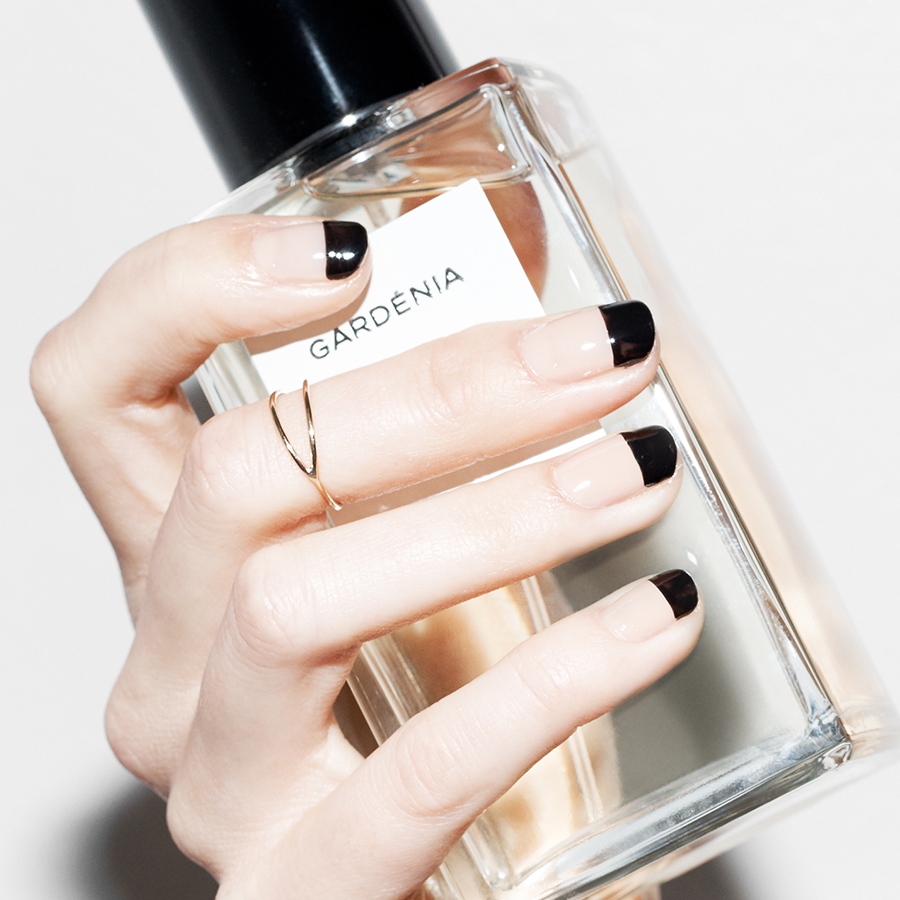 Chanel Couture Nails