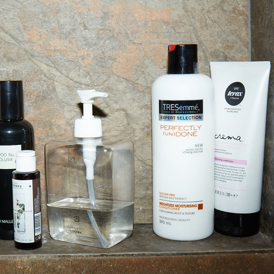 Tresemme Perfectly Un-Done Shampoo and Conditioner
