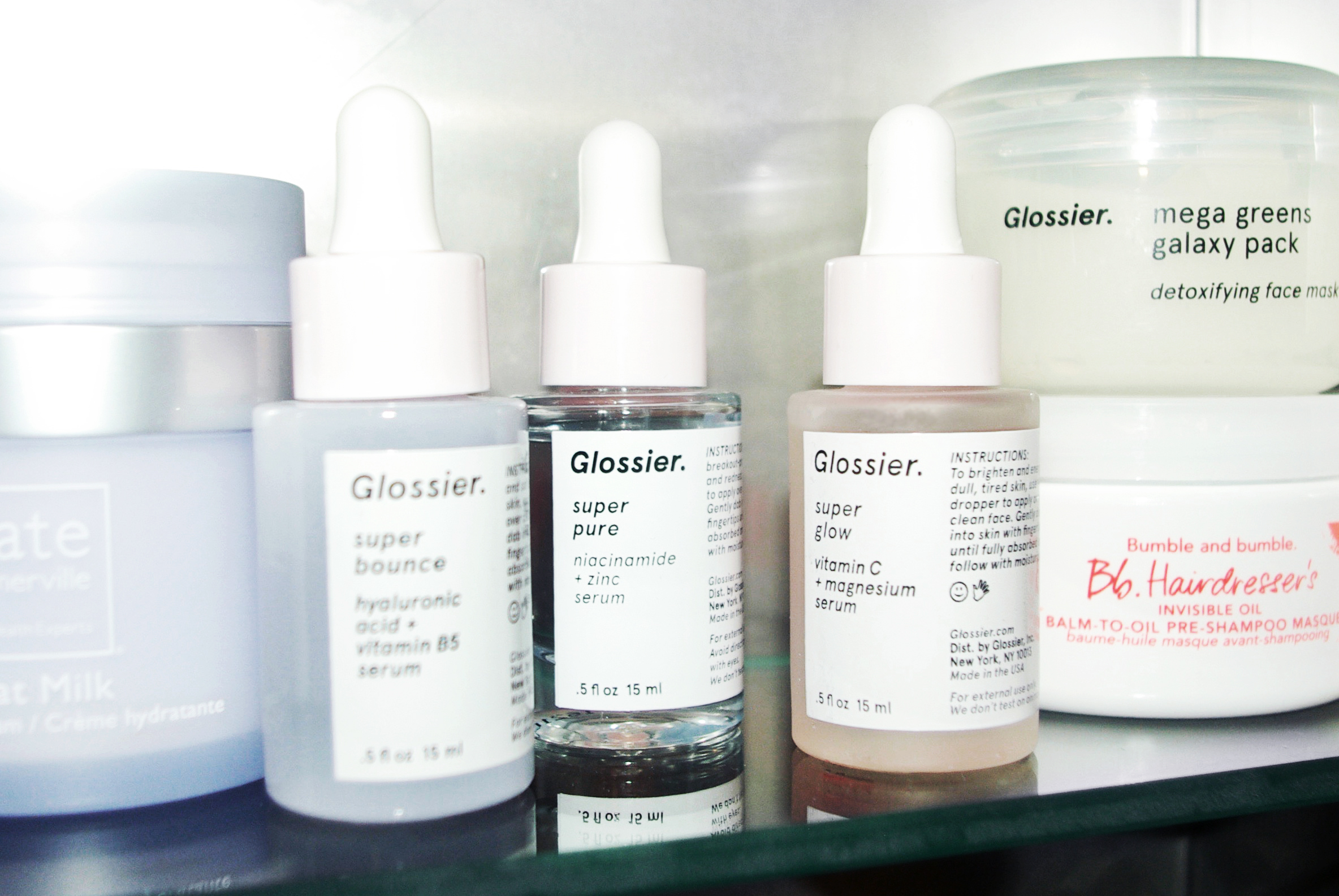 GLOSSIER SUPERS