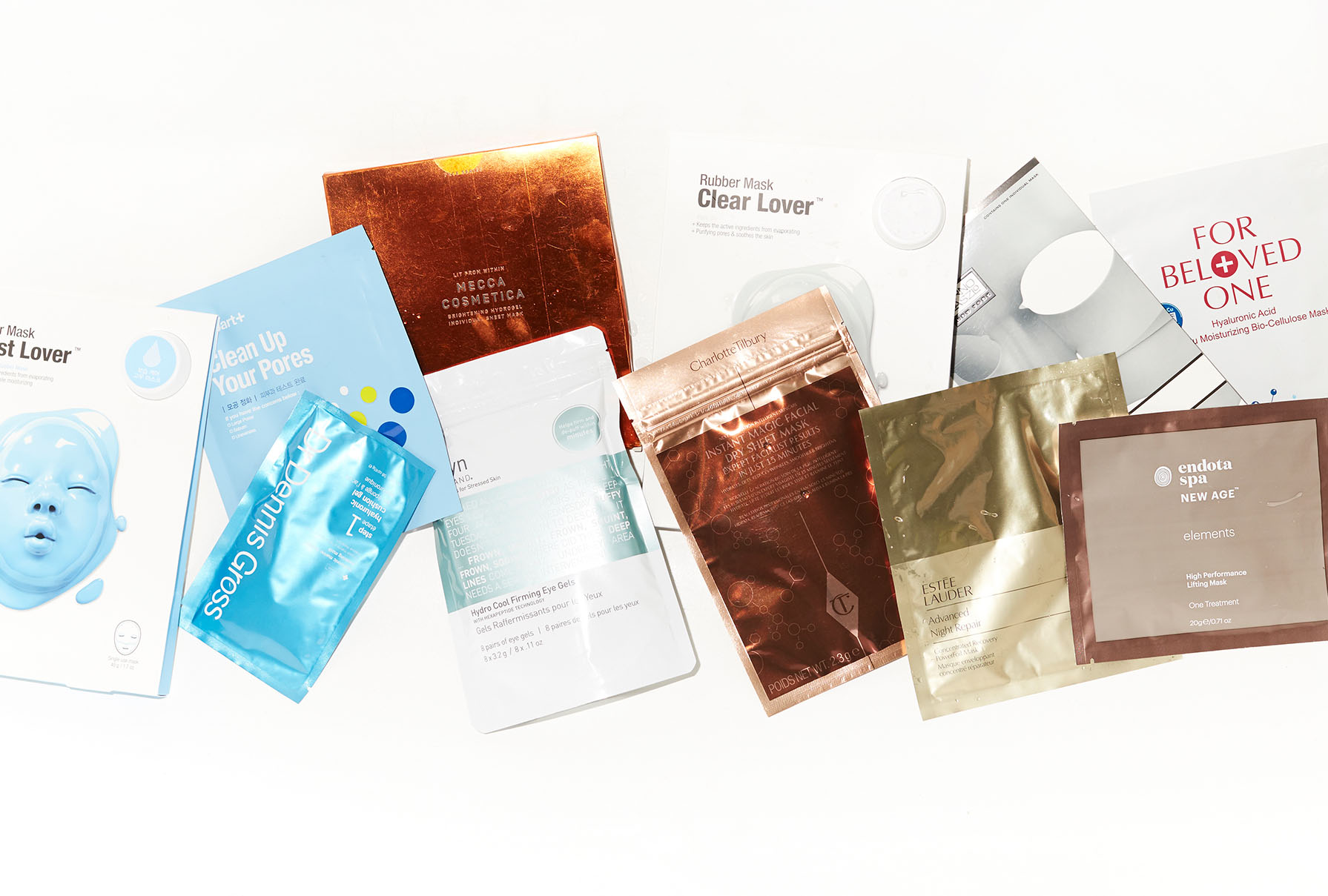 Sheet Masks The File