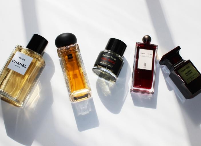 Autumn fragrance The File