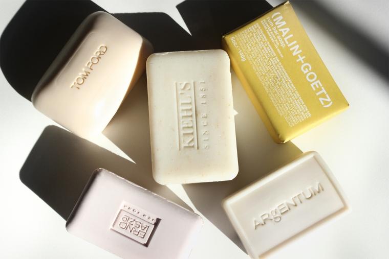 Soap bars The File
