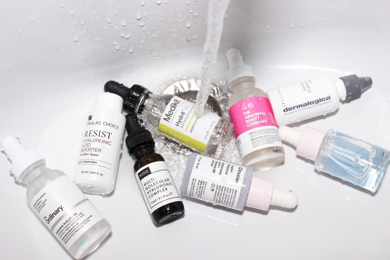 Hyaluronic Acid products