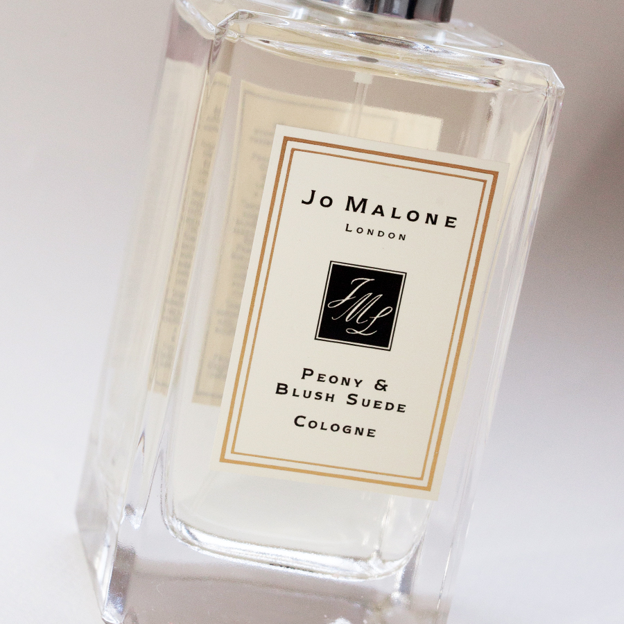One For The Peony Girl: Jo Malone London's Peony & Blush Suede