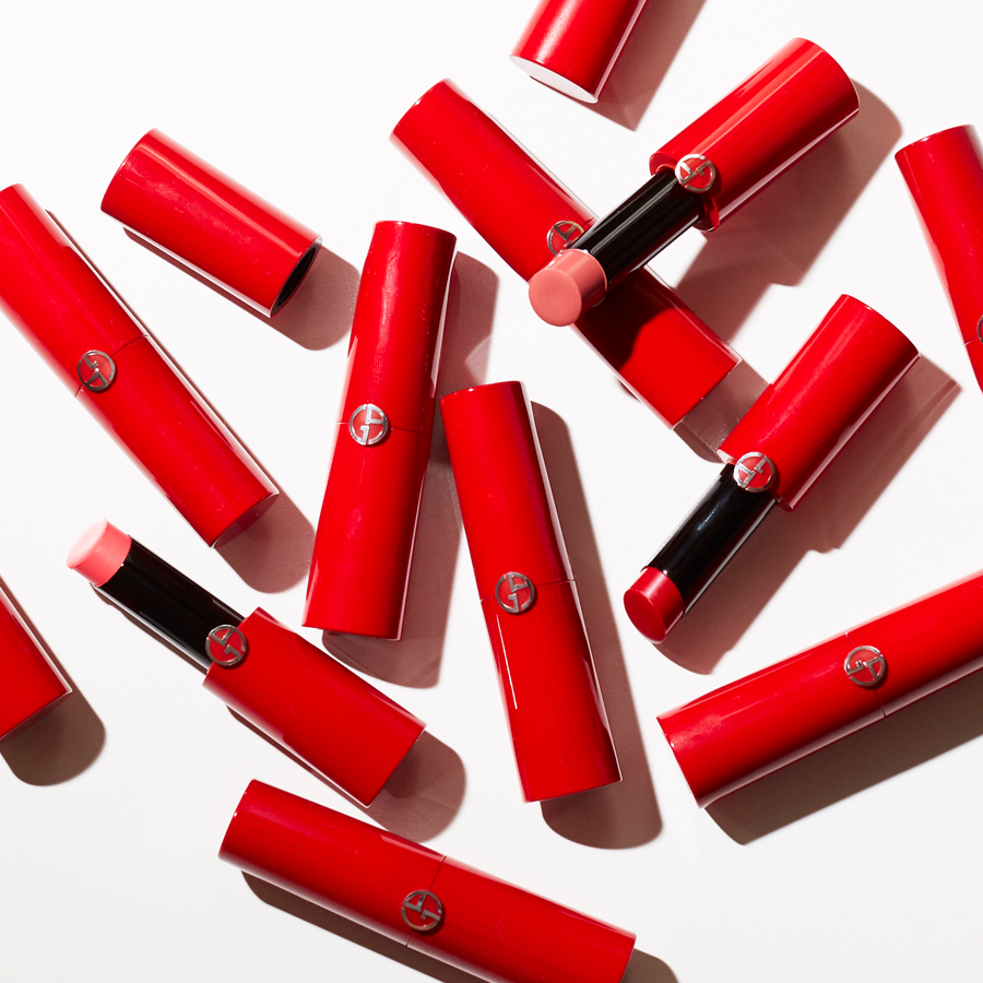 Giorgio Armani's Ecstasy Shine Lip Cream Was Made For The Silly Season
