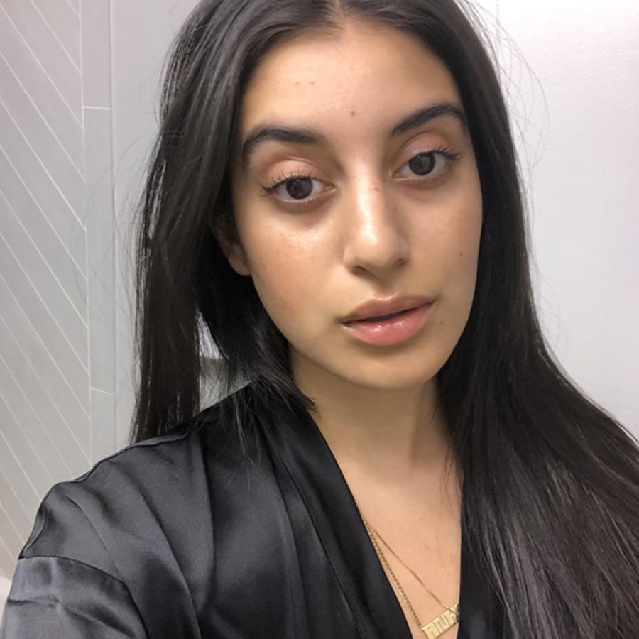 Anaa Saber On The 'No Makeup, Makeup' Routine