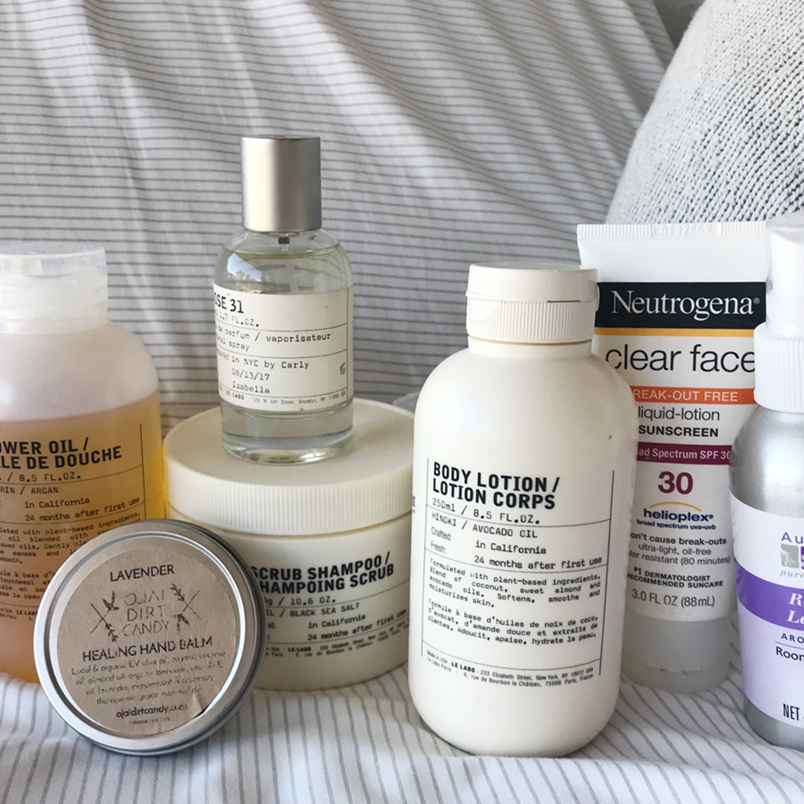 Isabella Spadone On The Product She Uses To Help Her Fall Asleep