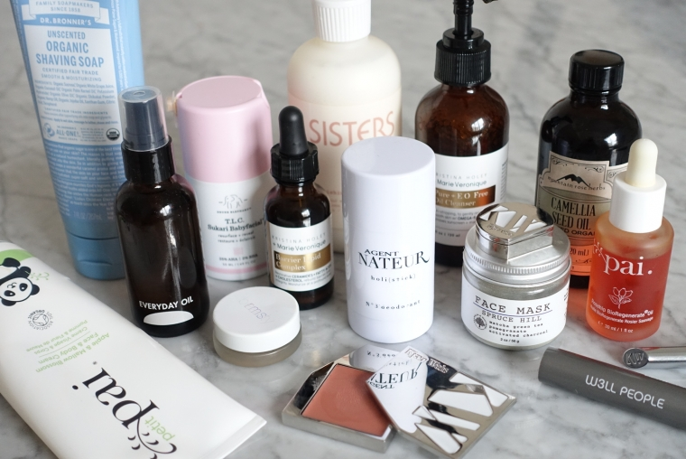 Transitioning To Clean Beauty