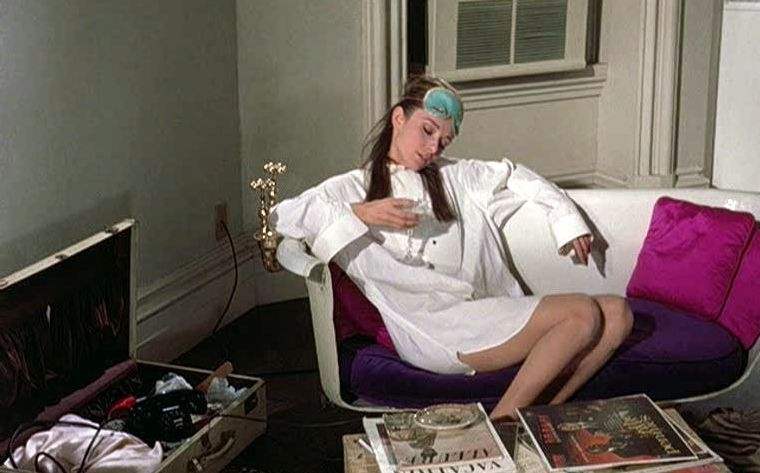 Holly Golightly Sleep