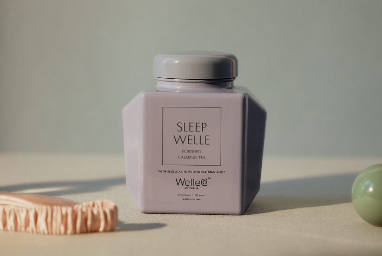 The Beauty Sleep Awards: WelleCo   THE FILE