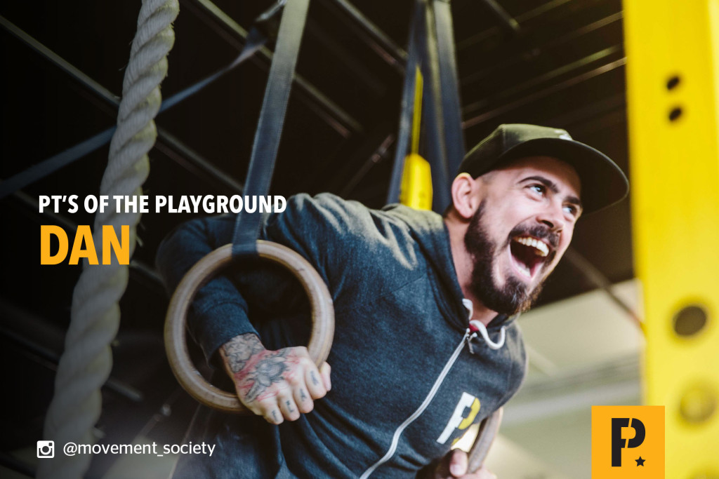 Fitness Playground | Personal Trainers Sydney | Dan Megson