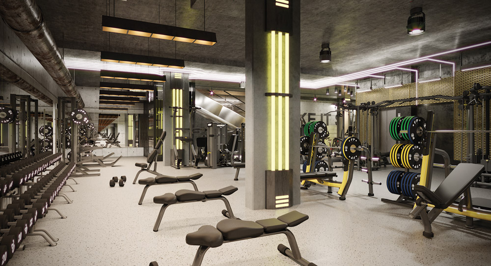 Fitness Playground No 5 Is Here Welcome To The Bunker