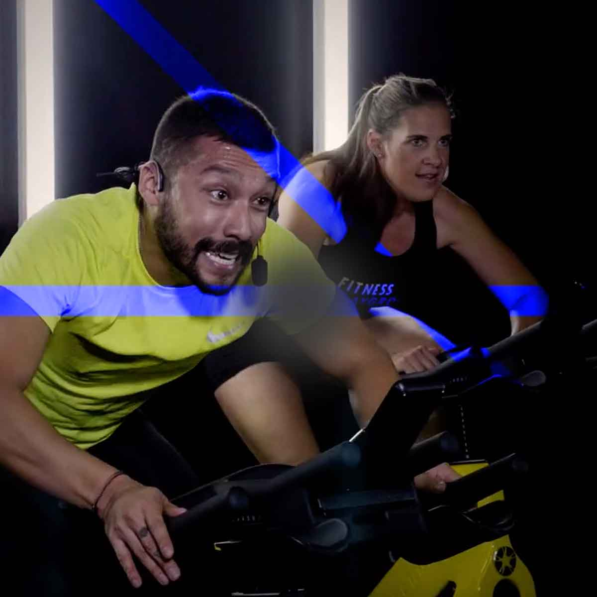 SpinCity By Fitness Playground  The Ultimate Spin Class