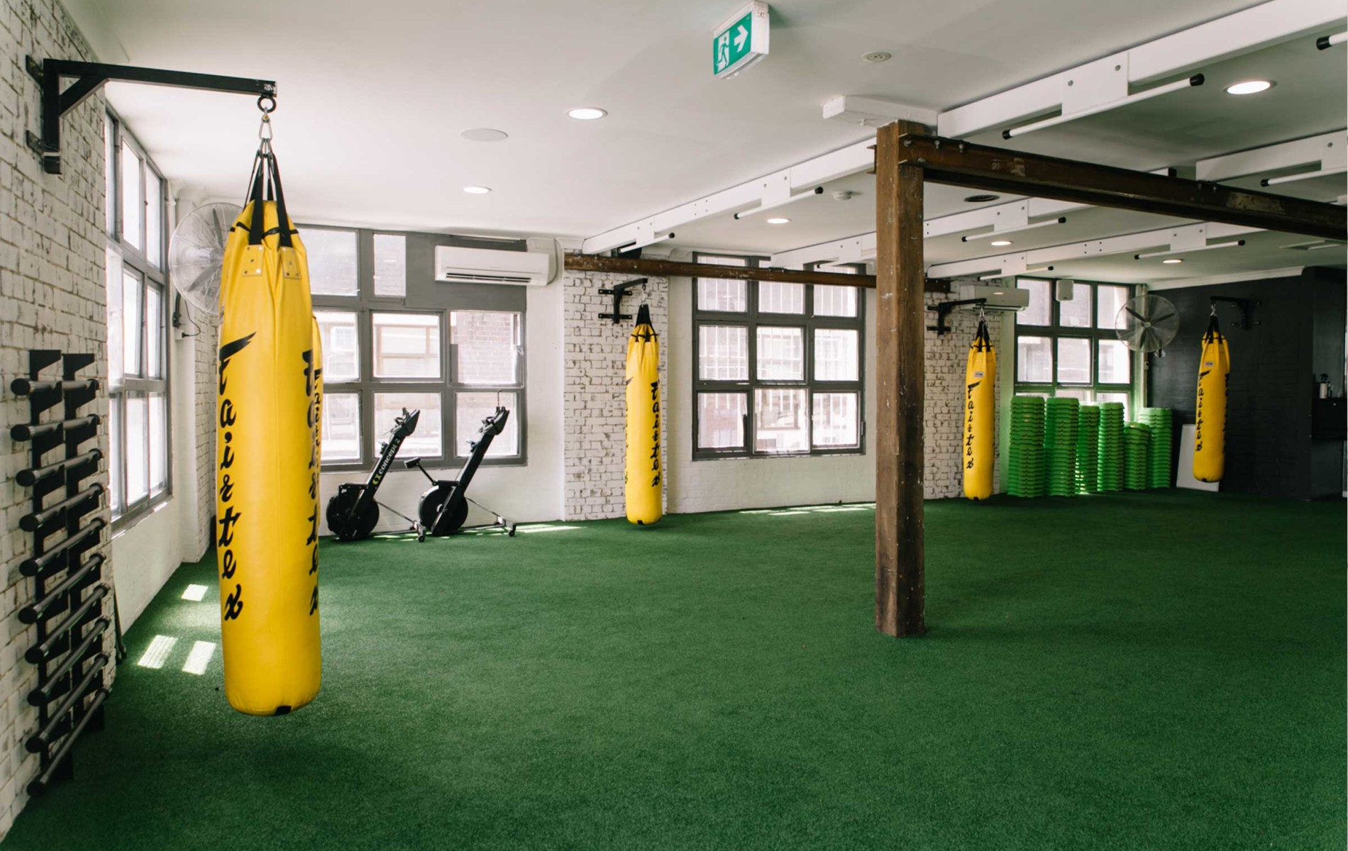 Surry hills gym from the fitness playground