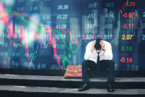 falling stock markets
