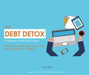 debt detox program
