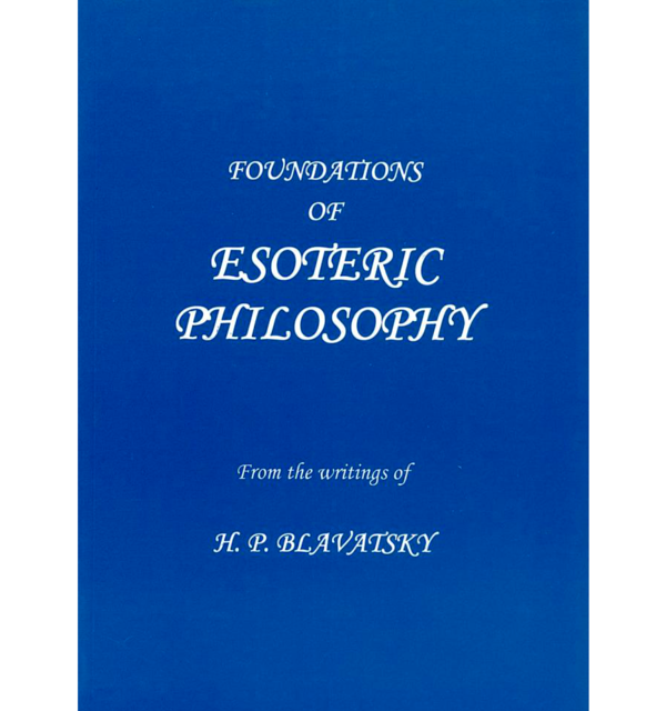 Hpb foundations of esoteric philosophy white bg