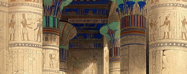 Temple of isis phylae egypt wellcome