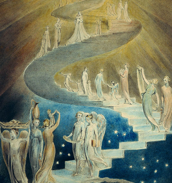 Jacob%e2%80%99s dream by william blake  1805